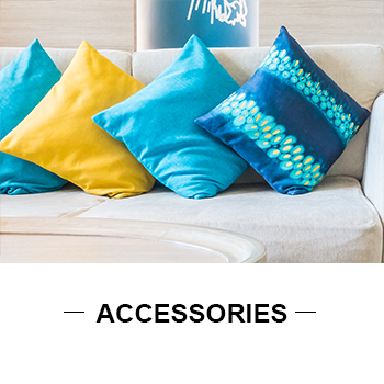 pillows and accessories